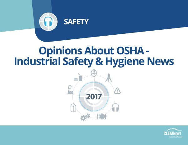 OSHA Safety Market Research