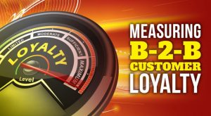 B-2-B Customer Loyalty