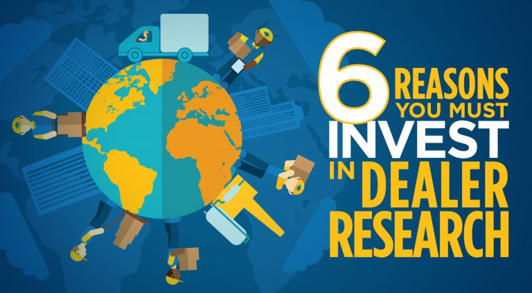 Invest in Dealer Research for Better Brand and New Product Development Strategy