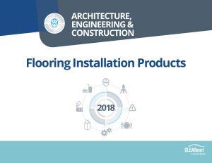 2018 Flooring Installation Products