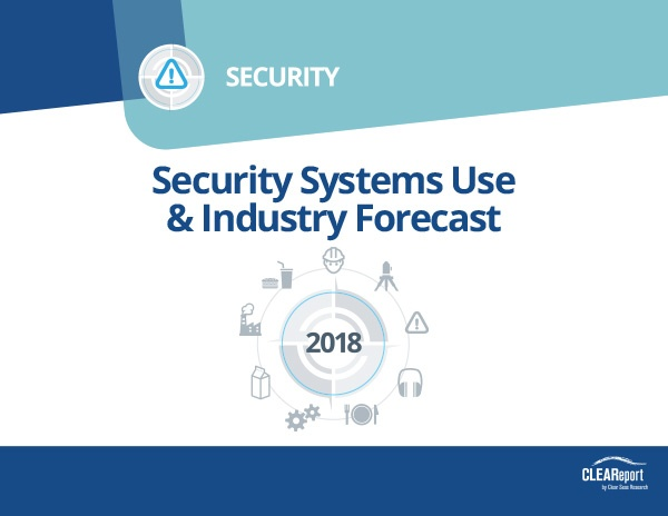 2018 Security Systems Usage: SDM Industry Forecast