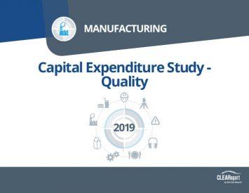 2019 CapEx Quality