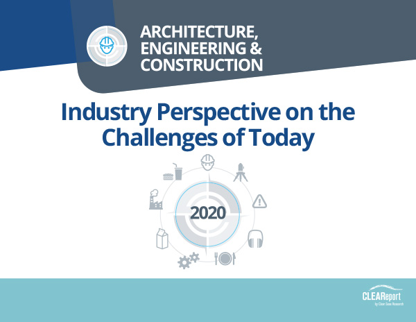 Architecture, Engineering & Construction COVID-19 Industry Report