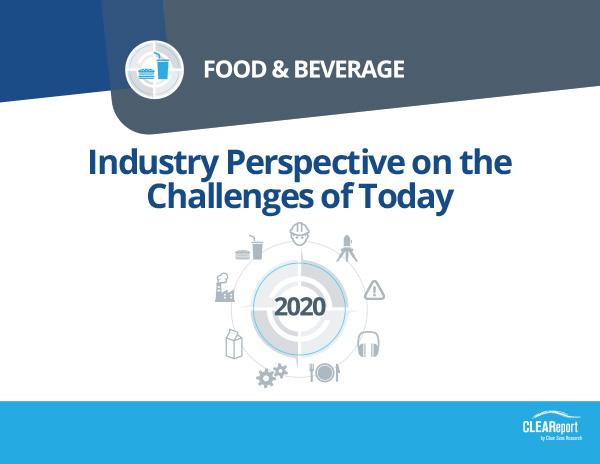 Food & Beverage COVID-19 Industry Report